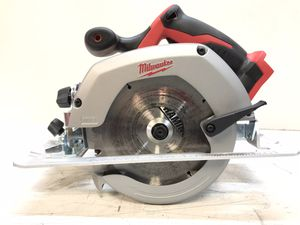 M18 18-Volt Lithium-Ion Cordless 6-1/2 in. Circular Saw (Tool-Only) for Sale in Bakersfield, CA