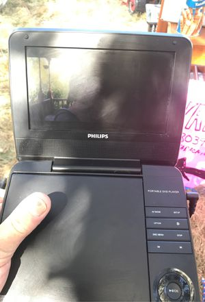 DVD portable player for Sale in Portland, OR