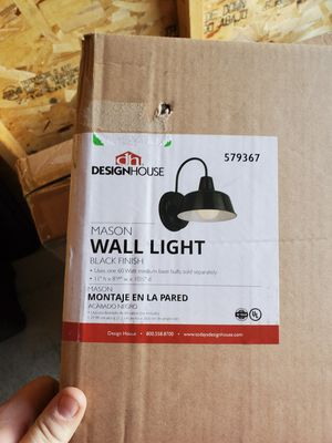 Wall light for Sale in Osseo, WI