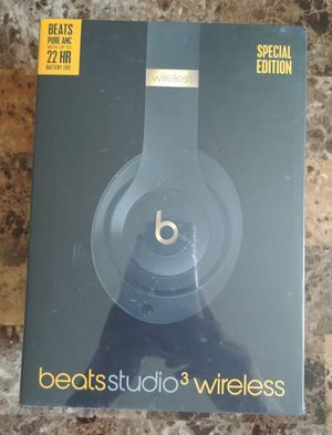 Beats Studio 3 Wireless for Sale in Hilliard, OH