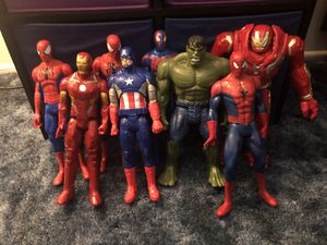 Avenger Action Figures for Sale in Upland, CA
