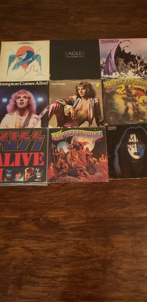 Vinyl records $10. Each for Sale in Spring Hill, FL