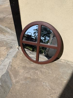 """Round mirror 19 3/4"""" round for Sale in Queens, NY"""