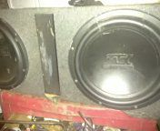 12in subwoofer for Sale in Raleigh, NC