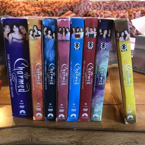 Charmed Complete Series DVD for Sale in Oklahoma City, OK