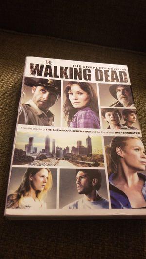 Walking Dead Season 1 for Sale in Tacoma, WA