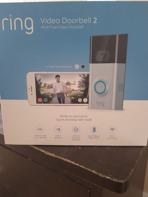 RING VIDEO DOORBELL 2 for Sale in Phoenix, AZ