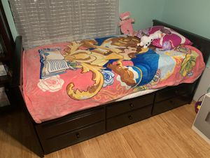 Twin Bed Bunk Bed Trundle Bed for Sale in Boca Raton, FL