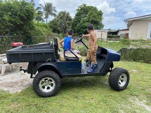 Ezgo mpt gas for Sale in Sebring, FL