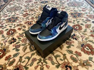 Air Jordan 1 High OG - Tie Dye for Sale in Plano, TX