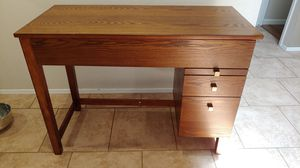 Stand up desk WOOD for Sale in Phoenix, AZ