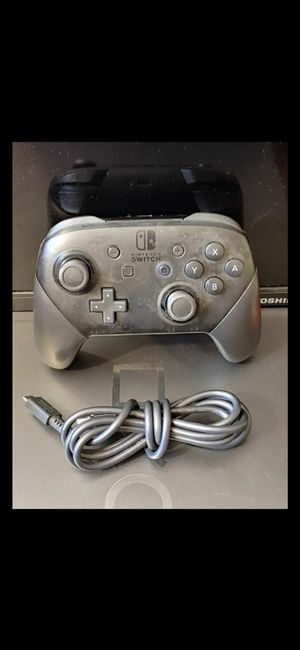 OFFICIAL NINTENDO SWITCH PRO WIRELESS CONTROLLER 100%💥💥 for Sale in Escondido, CA