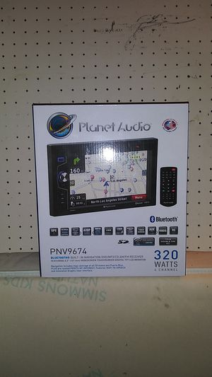 Planet Audio for Sale in Fort Wayne, IN