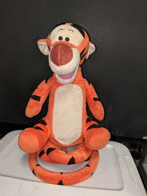 Bouncy Tigger toy Disney baby toddler kids boy girl for Sale in Castaic, CA