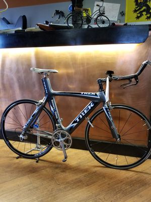 TREK TTX CARBON FIBER BIKE for Sale in Springfield, LA