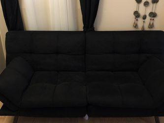Memory Foam Futon/Sofa LIKE NEW!! for Sale in Sloan,  NV