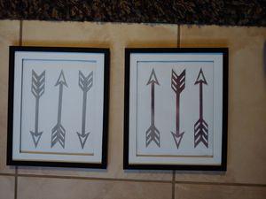 Boho/woodland custom framed art for Sale in Odessa, FL