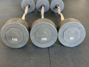 Set UMAX Fixed Barbell for Sale in Elk Grove, CA