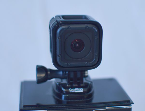 GoPro HERO4 Session + MANY accessories