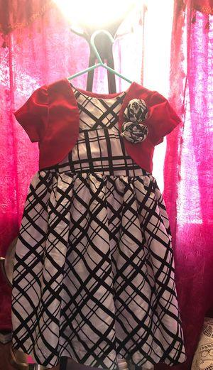 Vestido size 4 de niña for Sale in Los Angeles, CA