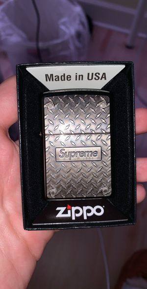 Supreme Zippo for Sale in Mount Prospect, IL