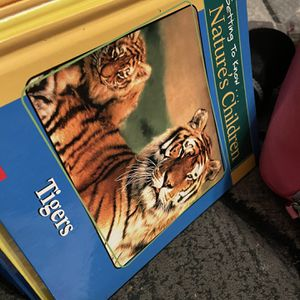Natures Children Books On Animals for Sale in Victoria, TX
