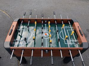 Foosball and Air Hockey table for Sale in Oceanport, NJ