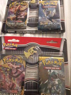 Pokemon Booster Packs for Sale in Fairfax,  VA