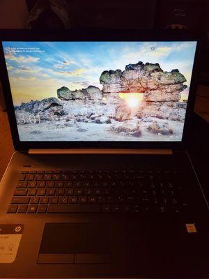 hp 17.3 inch notebook core i3 i3-8130u for Sale in Mesa, AZ