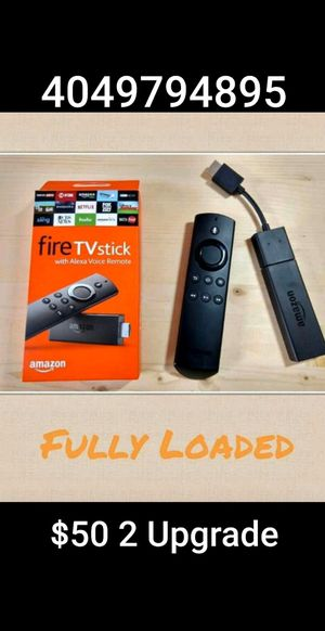 AMAZON FIRESTICK UPDATES!!!!! for Sale in Kennesaw, GA