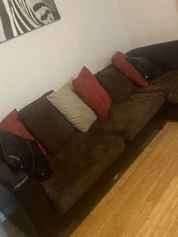 Section Couch (normal Wear) for Sale in Washington,  DC