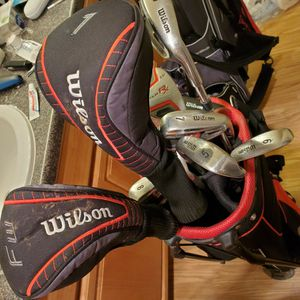 Wilson Starter Golf Clubs for Sale in Seattle, WA
