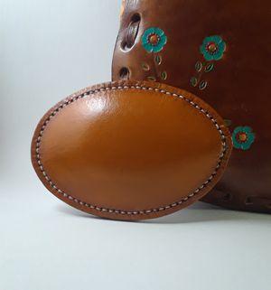 Leather Belt Buckle/Hebilla de Piel for Sale in Alhambra, CA