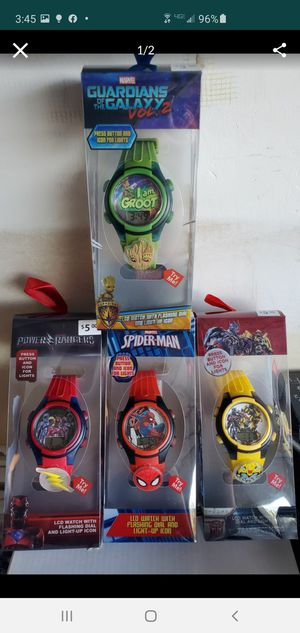 New kids watches for Sale in Riverside, CA