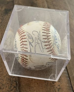 2009 Phillies signed Collectors ball $45 for Sale in Cherry Hill, NJ