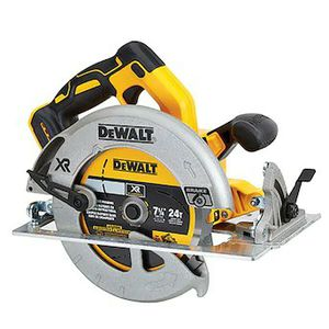 DEWALT 20-Volt MAX Lithium-Ion Cordless Brushless 7-1/4 in. Circular Saw with Brake (Tool-Only) for Sale in Dumfries, VA