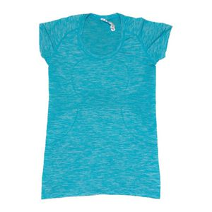 EUC Lululemon Swiftly Tech Short Sleeve T-Shirt Top, Rare Heathered Peacock Blue, Women's Running Yoga Gym Clothes for Sale in Kissimmee, FL