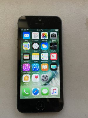 IPhone 5 64gig unlocked for Sale in Tempe, AZ