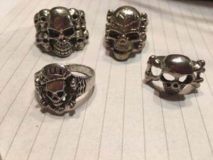 Lot #2 Assorted Rings for Sale in Perry, GA