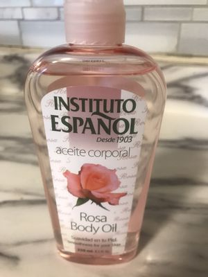 Bath and body oil Rose for Sale in Lexington, KY