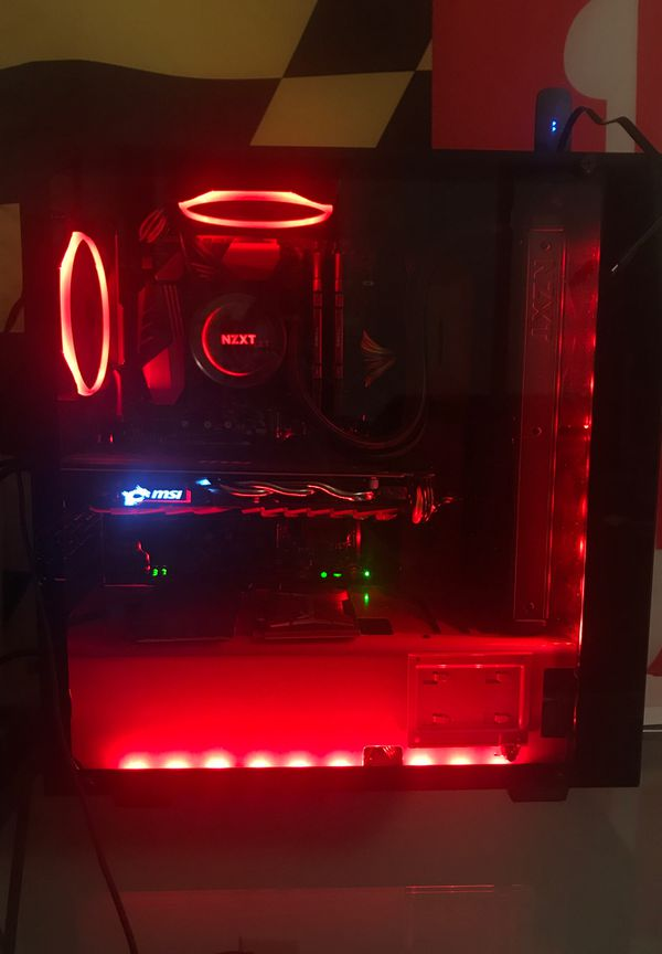 Streaming/Gaming PC