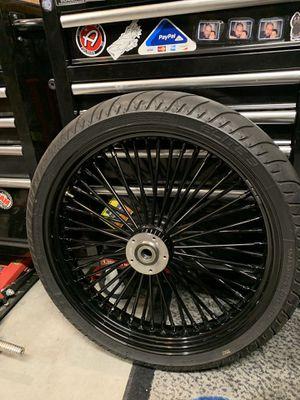 Harley Davidson Bagger Spoke Wheels for Sale in Las Vegas, NV