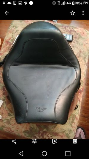 Motorcycle seat for Sale in Charlotte, NC