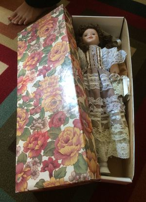 Antique/vintage/porcelain doll for Sale in Redmond, WA