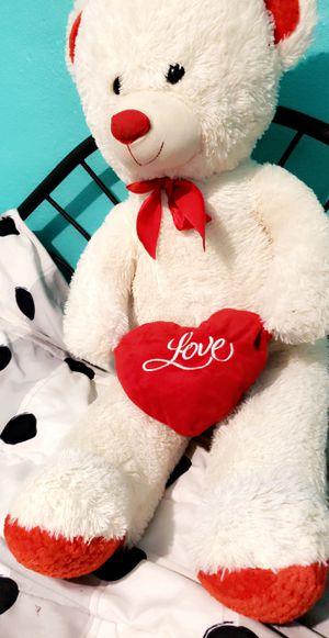 Valentine's day teddy bear for Sale in Fresno, CA
