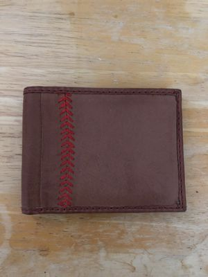 Rawlings Leather baseball Wallet for Sale in Redwood City, CA