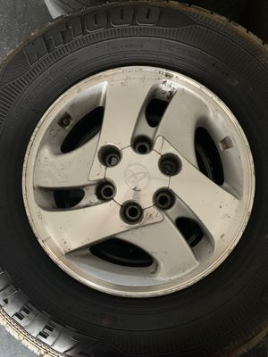 Toyota 16' rims for sale for Sale in San Bernardino, CA