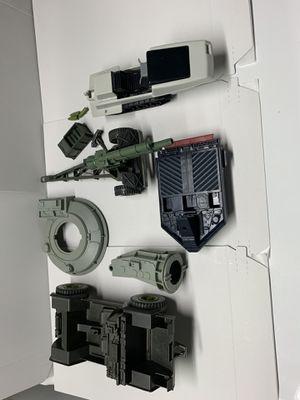 Gi joe vehicle parts for Sale in Pawtucket, RI