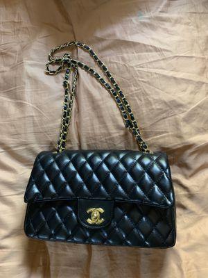 Chanel black bag for Sale in Pomona, CA