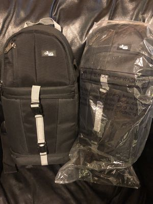 Brand New Altura Sling Backpack for Canon Nikon Sony etc DSLR or other Cameras ! 6 available! for Sale in Everett, MA